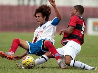 Jovem promessa das divisões de base tricolor, Jussandro foi revelado na Copa São Paulo de 2011 - Foto: Miguel Schincariol   Agência Estado