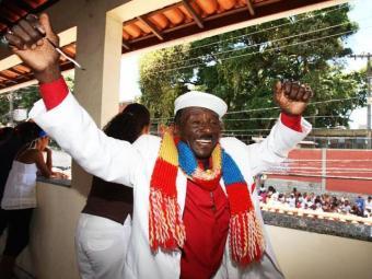 Riachão estará presente em homenagem no Teatro Castro Alves - Foto: Vaner Casaes | Ag. A TARDE - 20.02.2012