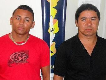 Prisão de Marcos e Alex ajudou à polícia a identificar outros quatro integrantes do bando - Foto: Polícia Civil   DIvulgação