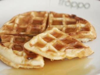 Waffles do Troppo - Foto: Mila Cordeiro | Ag. A TARDE