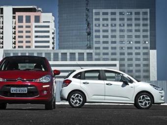 C3 tem novo visual e motores - Foto: Divulgação Citroën