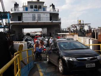 TWB já recebeu este ano 414 multas, a maioria por atraso e não cumprimento de horário dos ferries - Foto: Margarida Neide   Agência A TARDE