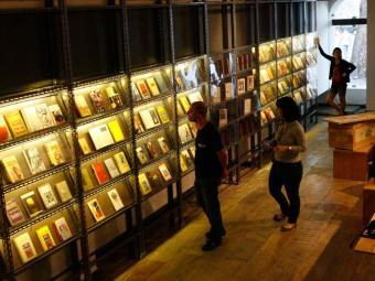 Exposição fez sucesso em São Paulo e chega a Salvador - Foto: Margarida Neide | Ag. A TARDE