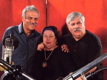 Danilo, Nana e Dori vão se apresentar em Ilhéus, com transmisão da TVE - Foto: Lívio Campos | Divulgação