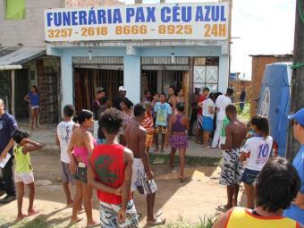 Antônio da Hora era tido como um bom vizinho, mas estava foragido - Foto: Joá Souza | Ag. A TARDE
