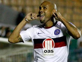 Caio Junior só teve o atacante a sua disposição em um dos cinco jogos no comando do Bahia - Foto: Ale Vianna / Agência Estado
