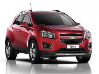 Traxx chega em 2013 no País - Foto: Divulgação Chevrolet