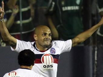 Com três gols em cinco jogos, Souza pode ajudar a reverter a má fase do ataque tricolor - Foto: WAGNER CARMO/Agência Estado