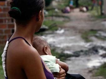Exposição de bebês à poluição acarreta reação exacerbada a estímulos alérgicos - Foto: Luiz Tito | Ag. A TARDE