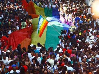 A Parada Gay será um dos produtos turísticos da capital - Foto: Fernando Vivas | Agência A TARDE