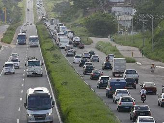 Feira e Salvador são cidades com problemas no trânsito - Foto: Ag. A TARDE