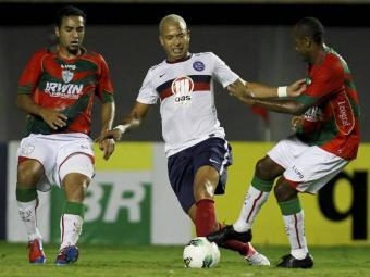 Na bronca com a torcida, Júnior deve receber mais uma chance no ataque - Foto: Eduardo Martins   Ag. A TARDE