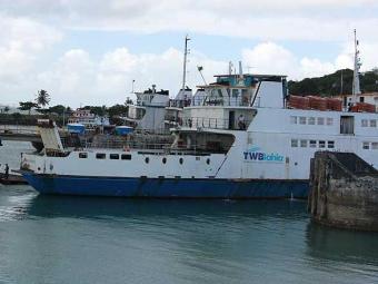 Segundo a Agerba, concessionária do ferryboat falta com a verdade quando diz não ter tido defesa - Foto: Joá Souza   Agência A TARDE