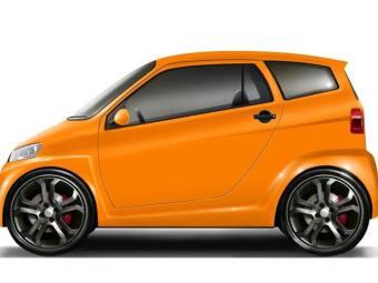 O carro possui autonomia média de 100Km - Foto: Divulgação