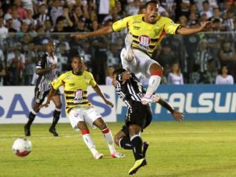 Leão venceu Ceará por 3 a 1 - Foto: LC Moreira | AE