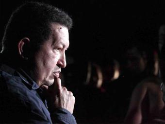 Chávez lembrou que, dos 26 mortos, 17 são membros da Guarda Nacional - Foto: Arquivo do Palácio Miraflores   Agência Reuters