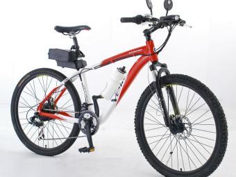 Bicicleta elétrica 3000 é estilo mountain bike - Foto: Divulgação