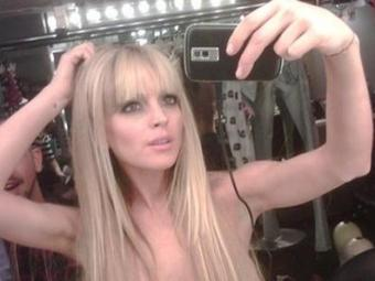 Lindsay Lohan só aparece na mídia envolvida em escândalos - Foto: Reprodução | Twitter