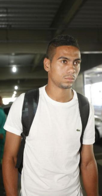 Denilson, de 23 anos, estava no Audax-RJ - Foto: Margarida Neide   Ag. A TARDE