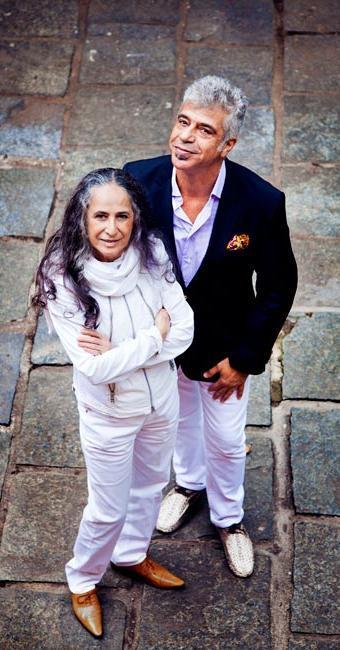 Bethânia e Lulu Santos fazem show no TCA - Foto: Leo Aversa | Divulgação