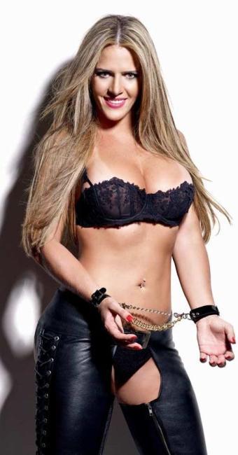 Playboy de Denise Rocha chega dia 4 às bancas - Foto: Playboy   Divulgação