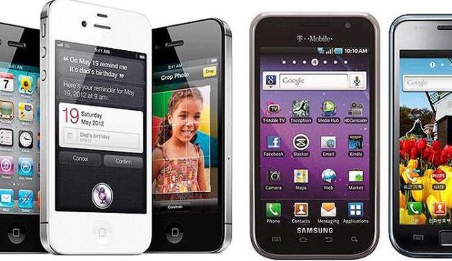 Julgamento de patentes contra a Samsung Electronics começou esta semana - Foto: Agência EFE   Apple  Samsung