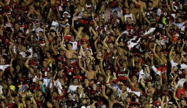 Torcida rubro-negra deverá comparecer mais uma vez em bom número ao Barradão - Foto: Eduardo Martins   Agência A TARDE