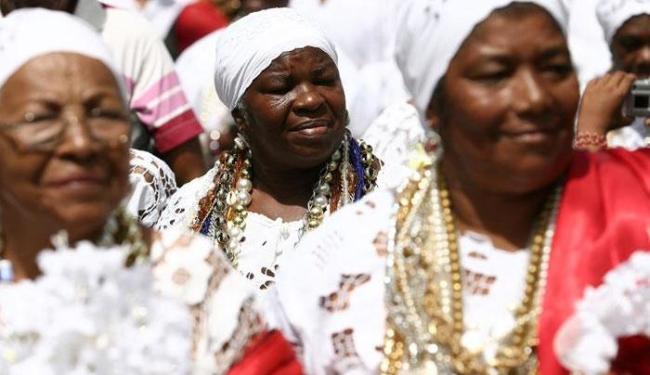 Ponto alto das celebrações em Cachoeira ocorre entre os dias 13 e 15 de agosto - Foto: Raul Spinassé | Agência A TARDE
