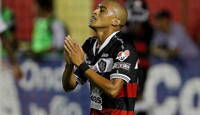 Atuação do time decepcionou os mais de 12 torcedores presentes ao Barradão nesta sexta-feira, 3 - Foto: Eduardo Martins   Ag. A Tarde