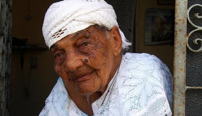 Dona Ester era a mais antiga integrante dentro da confraria - Foto: Cristina Santos Pita   Agência A TARDE