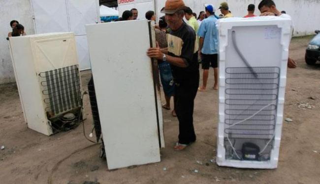 Coelba jásubstituiu mais de 109 mil geladeiras de famílias baianas - Foto: Reginaldo Pereira   Ag. A TARDE