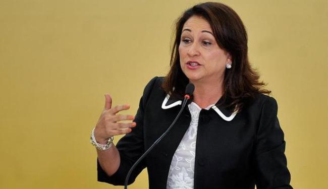 Senadora Kátia Abreu diz que Andressa tentou intimidá-la com declarações à imprensa - Foto: Antonio Cruz | Agência Brasil