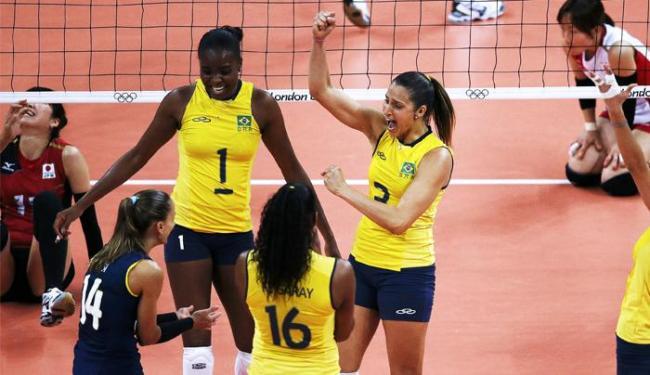 Brasil reeditará a final da Olimpíada de Pequim, em 2008, e enfrenta os EUA na decisão - Foto: Ivan Alvarado | Agência Reuters