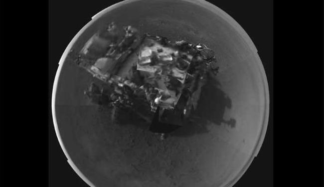 Nasa divulga foto do robô Curiosity em Marte - Foto: Nasa/JPL/Handout | Agência Reuters