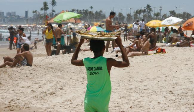 Público-alvo são vendedores de comidas e bebidas - Foto: Luciano da Matta | Ag. A TARDE
