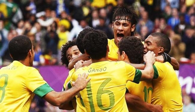 Com nomes de peso como Thiago Silva, Oscar e Neymar, Brasil é avaliado em cerca de R$ 720 milhões - Foto: Andrea Comas | Agência Reuters