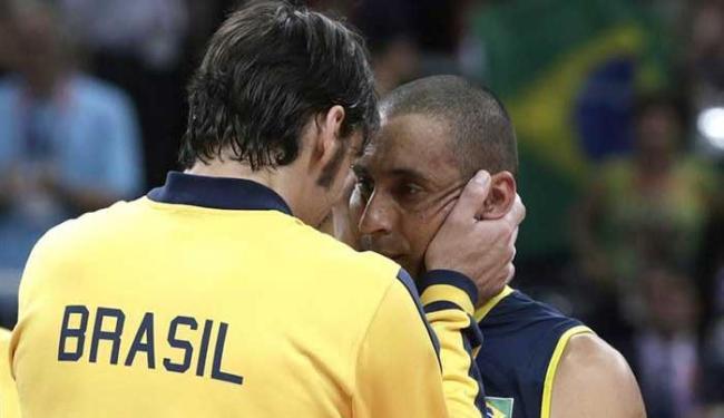 Giba, Serginho, Ricardinho e Rodrigão anunciaram que não continuarão defendendo a seleção - Foto: Agência EFE