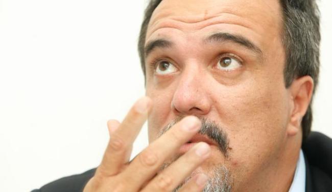 Rogério Tadeu da Luz, candidato a prefeito de Salvador pelo PRTB - Foto: Margarida Neide   Ag. A TARDE