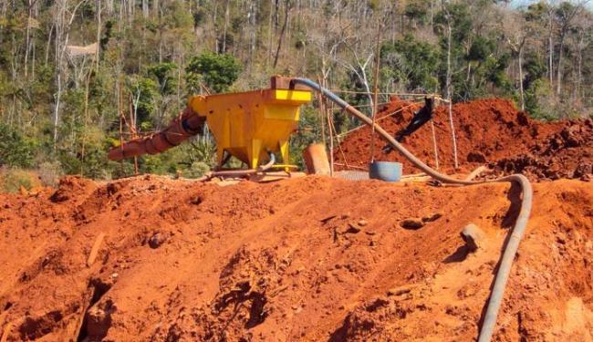 Ibama desativou 81 garimpos ilegais que funcionavam no Mato Grosso, Pará e no Amazônia - Foto: Divulgação