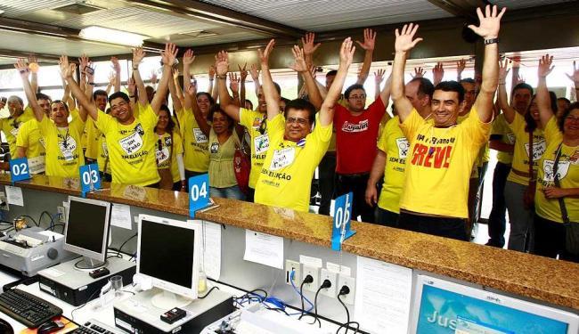 Após protesto, TRE deve remarcar treinamento para os mesários - Foto: Fernando Vivas | Agência A TARDE