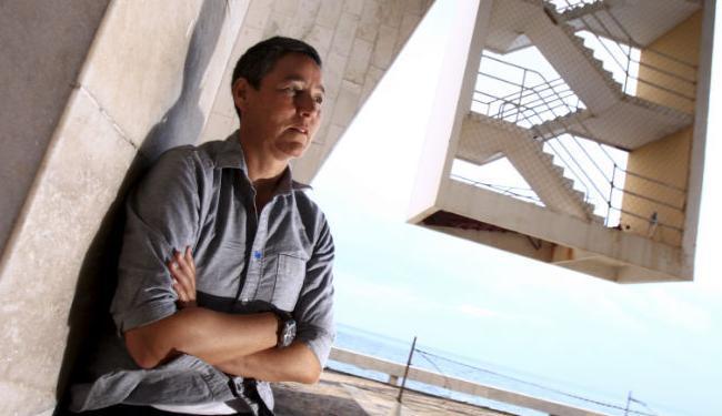 Jack Hallberstam, em Salvador - Foto: Fernando Vivas | Ag. A TARDE