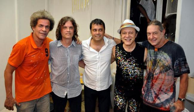Banda se apresenta no dia 14 de outubro - Foto: Felipe Oliveira   Divulgação