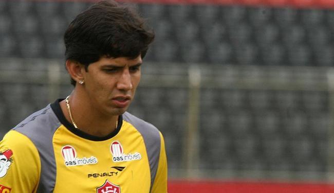 O zagueiro Victor Ramos falou que não há tempo para se recuperar entre as partidas - Foto: Arestides Baptista   Ag A TARDE