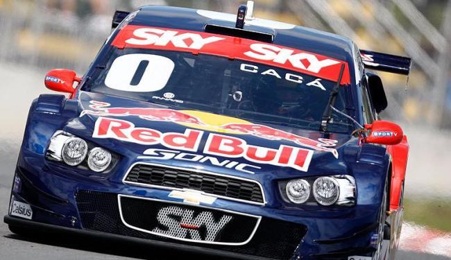 O atual líder da temporada 2012 marcou o tempo de 1min09s705 - Foto: LUCIO TAVORA| AG. A TARDE