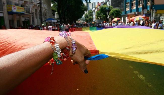 Parada Gay de 2011 em Salvador - Foto: Erik Salles   Arquivo   Ag. A TARDE