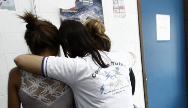 Adolescentes acusam integrantes da banda de estupro - Foto: Foto: Luiz Tito/Ag. A Tarde | Ag. A TARDE
