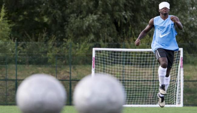 Jefinho, atleta do futebol de cinco, é um dos destaques entre os baianos na Paralimpíadas - Foto: Buda Mendes / CPB