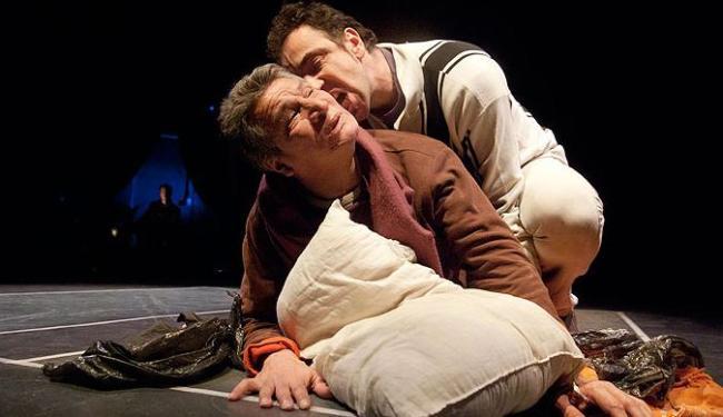 Espetáculo La Comida, do Grupo Teatro del Abasto, da Argentina - Foto: Carlos Furman| Divulgação