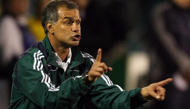 O novo técnico do tricolor baiano assume o time apenas um dia após sua contratação - Foto: J. F. DIORIO/AGÊNCIA ESTADO