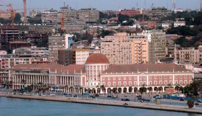 Vista de Luanda, capital angolana - Foto: Hilcélia Falcão   Arquivo   Ag. A TARDE